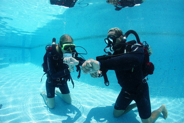 Rebreather - checking settings